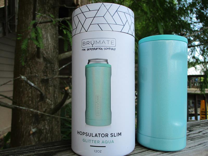 Hopsulator Slim Glitter Aqua,HS12GT