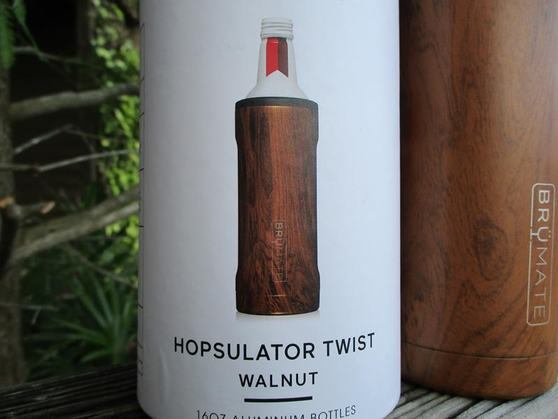 Hopsulator Twist Walnut