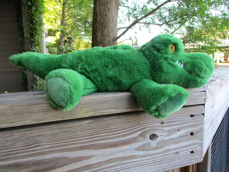 Ecokins Alligator,24733