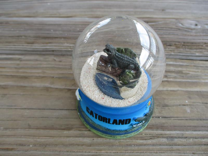 Sandglobe Glass 65mm Gator,80408-0405