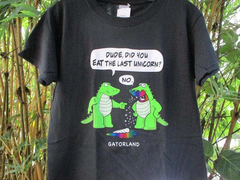 Last Unicorn Gator,5679