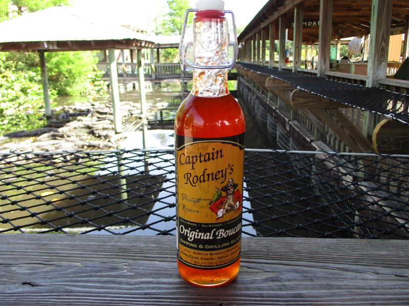Captain Rodney's Orginal Boucan Pepper Glaze,00311