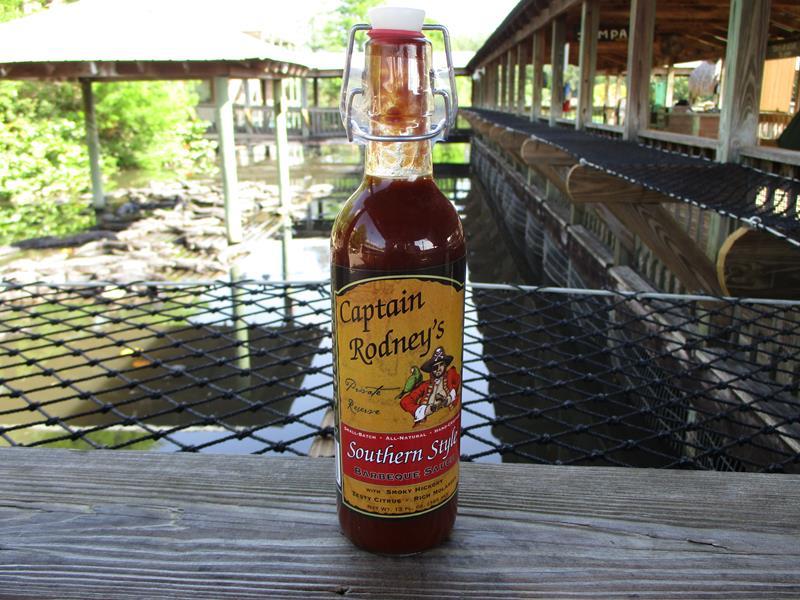 Captain Rodney's Southern Style BBQ Sauce,00326