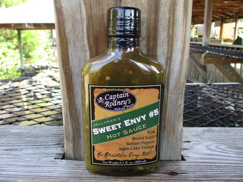 Captain Rodney's Sweet Envy #5,00353