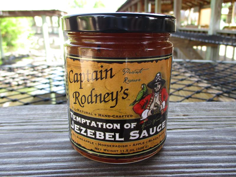 Captain Rodney's Temptation of Jezebel Sauce,00381