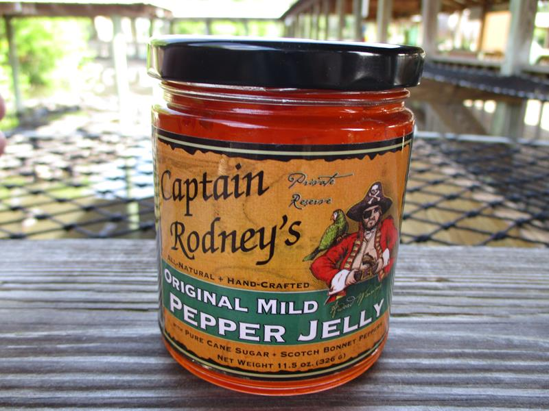 Captain Rodney'sPepper Jelly Mild,00302