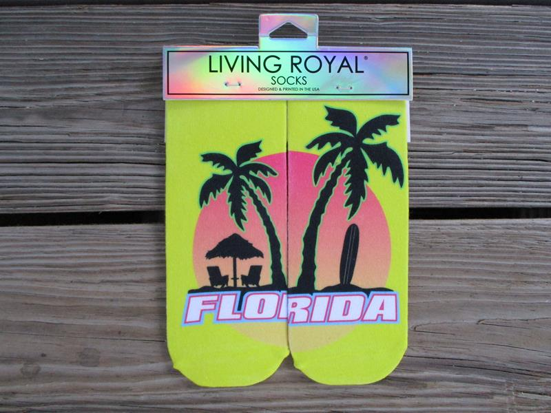 Socks Florida Sunset Ankle,A0306192AL