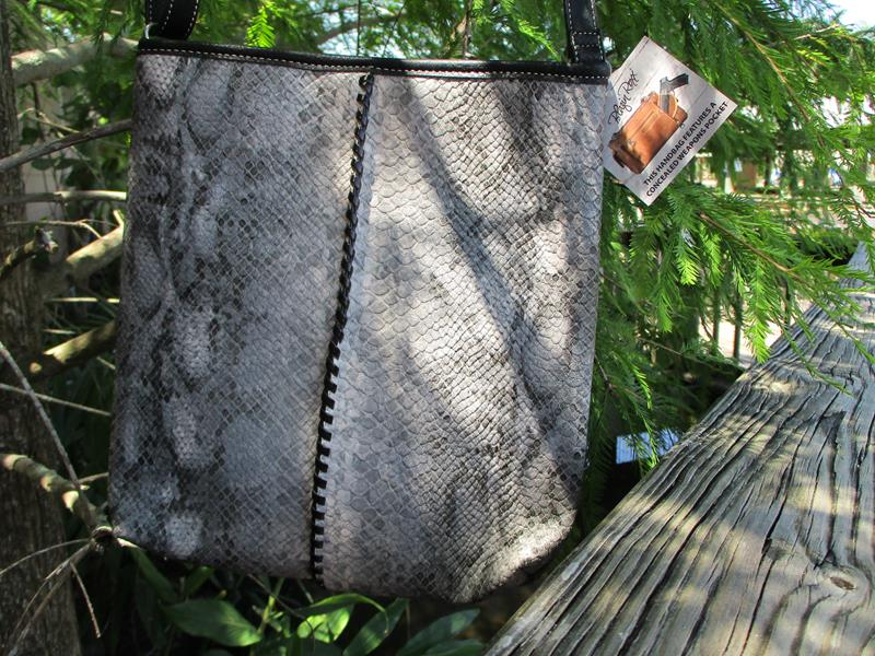 Python Messenger Bag w