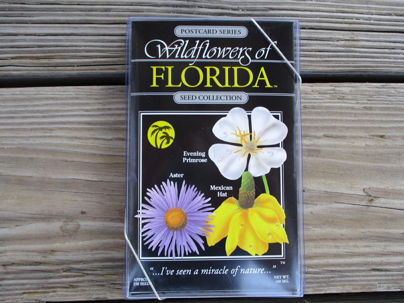 Florida Wildflower Giftbox Set,GBFLORIDA