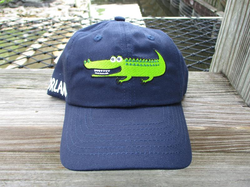 Toddler Caps W Alligator,4830 ALLIGATOR