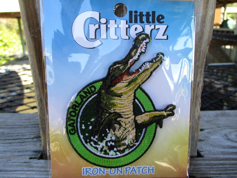 Patch Custom Gator,1656