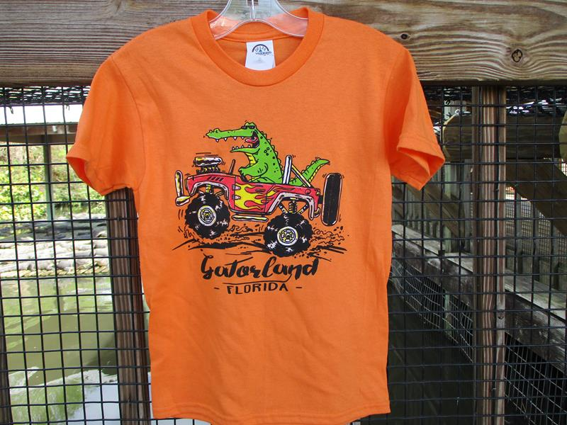 Hot Rod Gator,S18298K