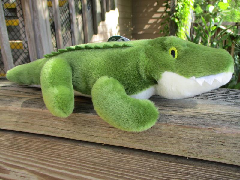 "7.5"" Earth Safe Buddies Alligator,AP-EPALL"