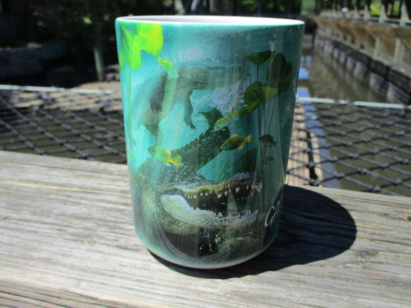 Mug Alligator Swim,57645609011
