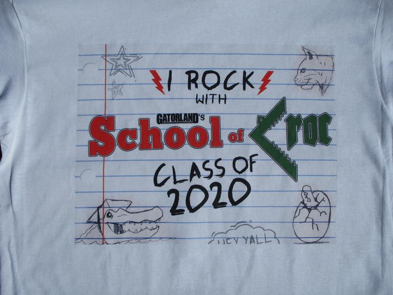 School of Croc