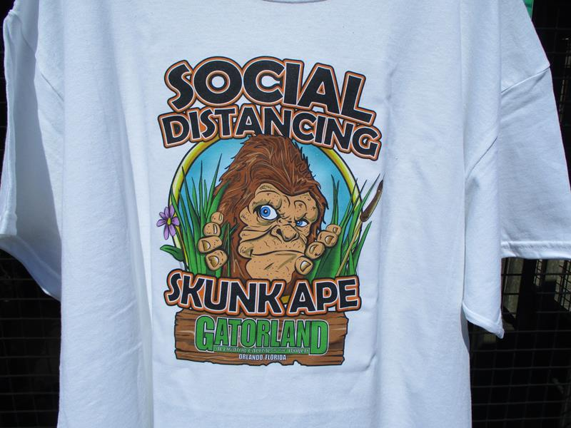 Youth SKUNK APE