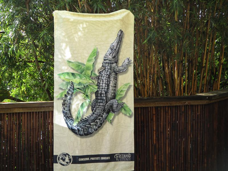 Gatorland Global Beach Towel,49604014